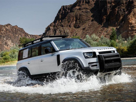 NEXT GENERATION LAND ROVER DEFENDER INDIA LAUNCH DATE UNVEILED | CARS NEWS | AUTO REPORTER