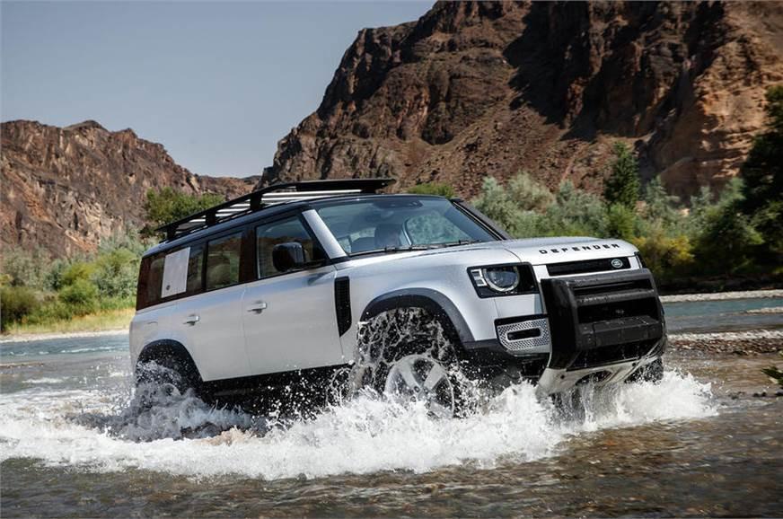 NEXT GENERATION LAND ROVER DEFENDER | CARS NEWS | AUTO REPORTER