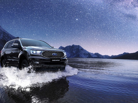 FORD ENDEAVOUR SPORT LAUNCHED AT 35.10 LAKH WITH A NUMBER OF UPGRADES IN INDIA   CAR LAUNCH