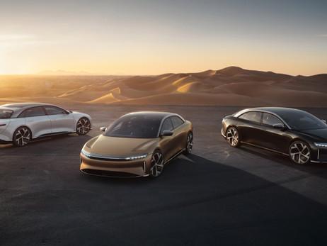 LUCID MOTORS UNVEILS FUTURISTICALLY ADVANCED ALL-NEW LUCID AIR EV   Automotive News   Auto Reporter