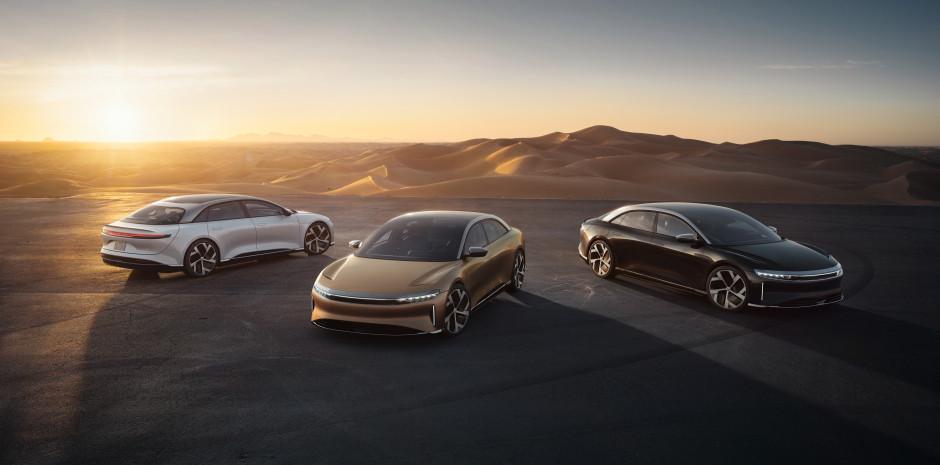 Lucid Motors unveils | Auto Reporter