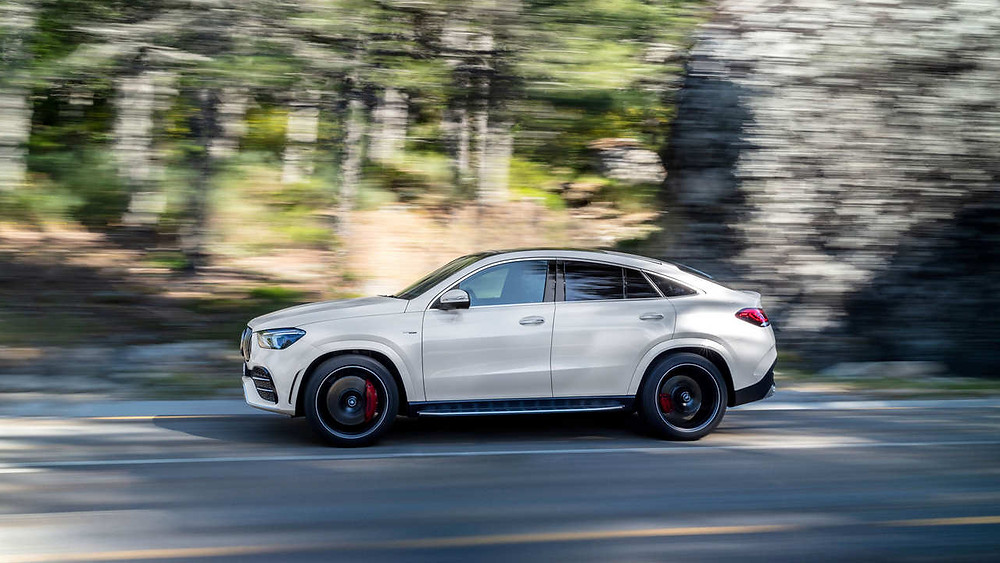 MERCEDES BENZ AMG GLE 53 COUPE | CARS NEWS | AUTO REPORTER