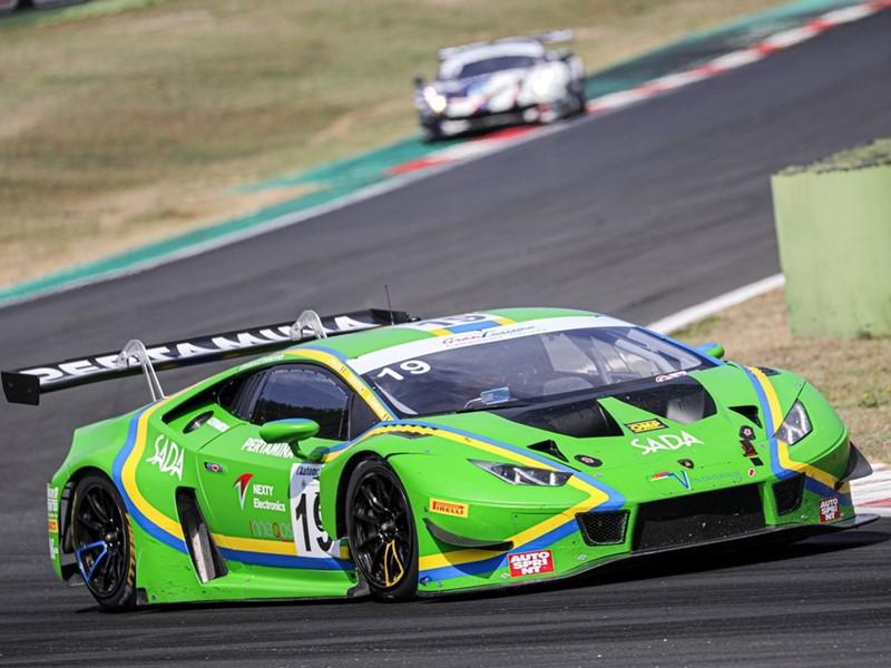 LAMBORGHINI #19 Racing News | Auto Reporter