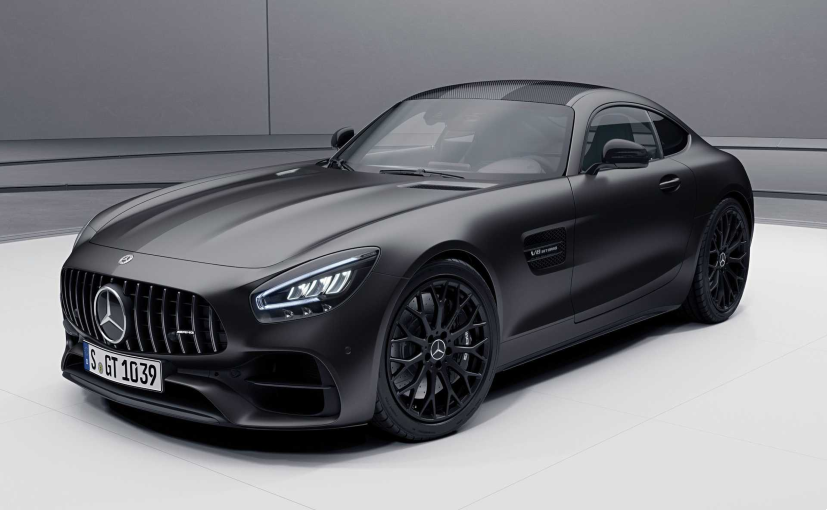 2021 THE NEW MERCEDES AMG GT | CAR NEWS | AUTO REPORTER