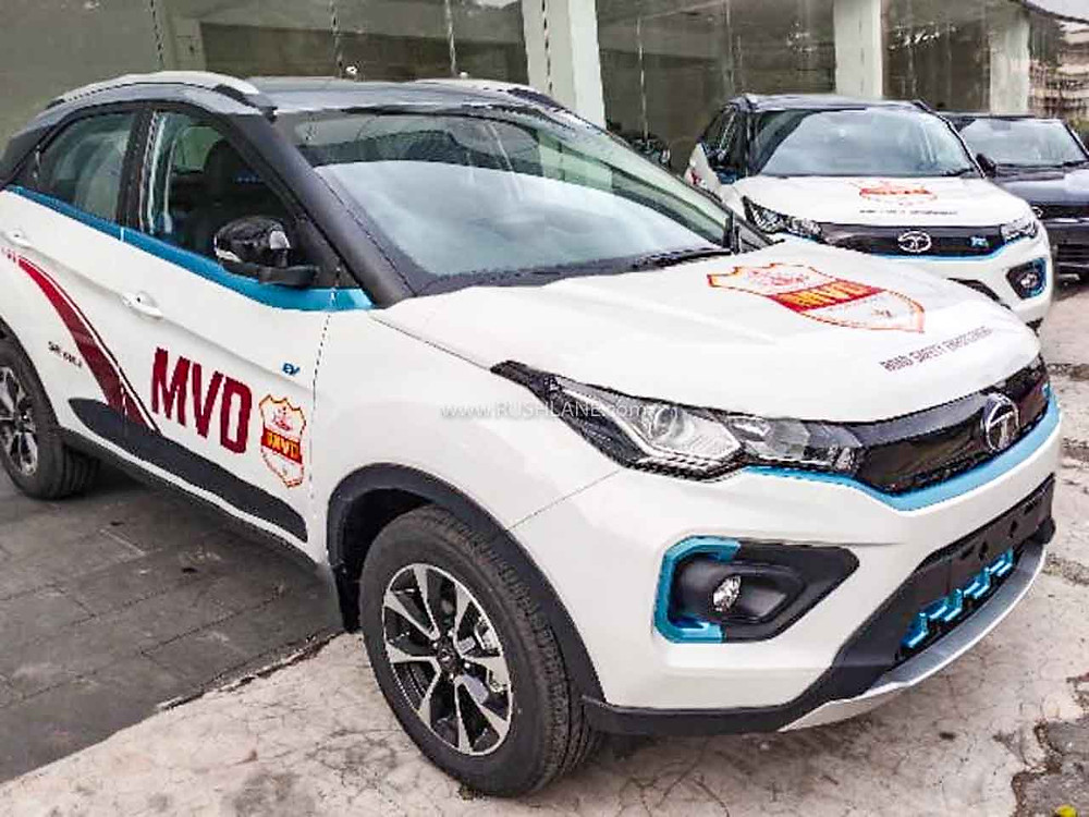 TATA NEXON ELECTRIC ENTERS INTO KERALA MOTOR VEHICLE DEPARTMENT | Automotive News | Auto Reporter