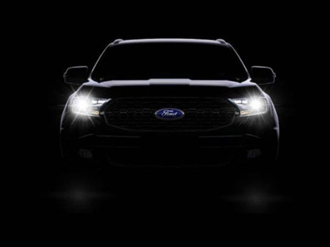 FORD ENDEAVOR SPORT READY TO BE LAUNCHED NEXT WEEK IN INDIA   Automotive News   Auto Reporter