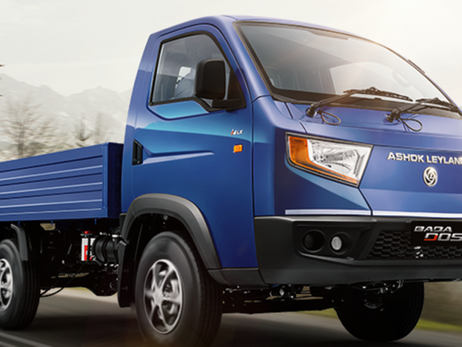 """THE ASHOK LEYLAND LAUNCH NEW LIGHT COMMERCIAL VEHICLE """"BADA DOST"""" AT STARTIN COST OF RS. 7.75 LAKHS"""
