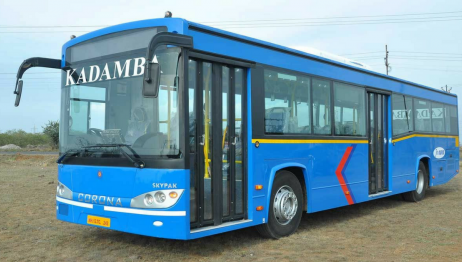 KTCL'S ELECTRIC BUSES LIKELY TO BE ON ROAD BY DECEMBER - JANUARY | AUTOMOTIVE NEWS | AUTO REPORTER