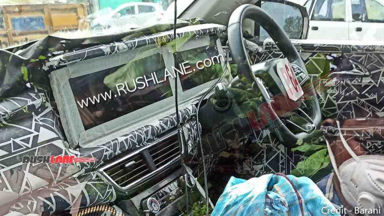 NEXT GENERATION MAHINDRA XUV 500   AUTO REPORTER   CAR NEWS