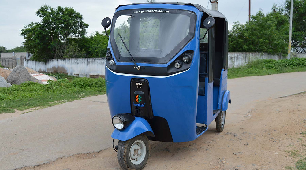GMW'S ELECTRIC 3 WHEELERS | Automotive News | Auto Reporter