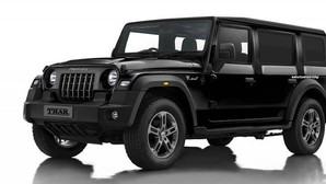 MAHINDRA IS DEVELOPING 5 DOOR VERSION OF ALL NEW THAR 2020 | CARS NEWS | AUTO REPORTER