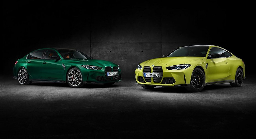 2021 BMW M3 AND M4 | CARS NEWS | AUTO REPORTER