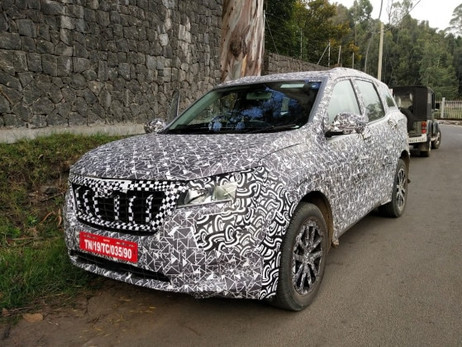 NEXT GENERATION MAHINDRA XUV 500 WILL LAUNCH SOON IN 2021 | AUTO REPORTER | CAR NEWS