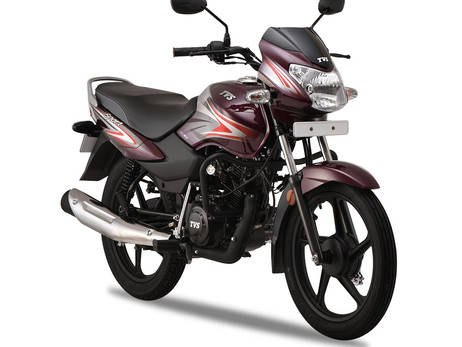 NEW FUEL EFFICIENCY RECORD SET BY TVS SPORT: 110.12 KMPL | BIKE NEWS | AUTO REPORTER