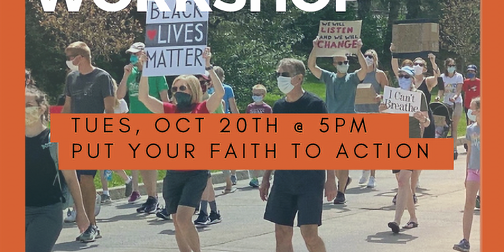 Faithful Citizens Workshop: How Faith Communities Can Prioritize Equity and Climate Justice at the Polls