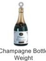 Champagne Bottle Weight