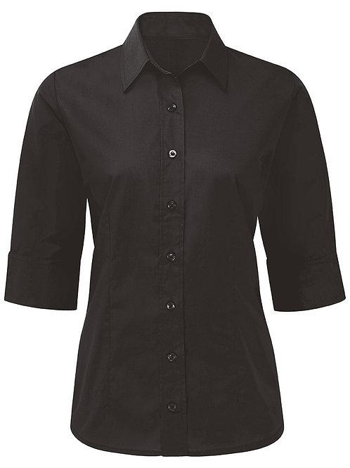 Easycare women's 3/4 sleeve shirt