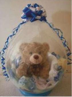Bear in a Balloon