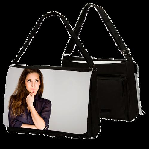 Large Shoulder/Reporter Bag