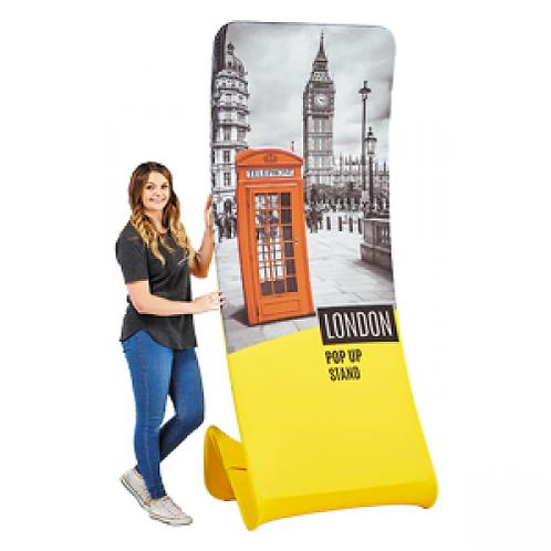 London Pop Up Display