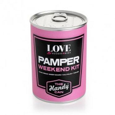 Pamper Weekend Kit