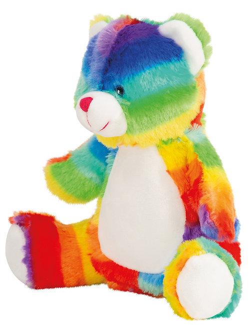 MM060 Mini Rainbow Bear