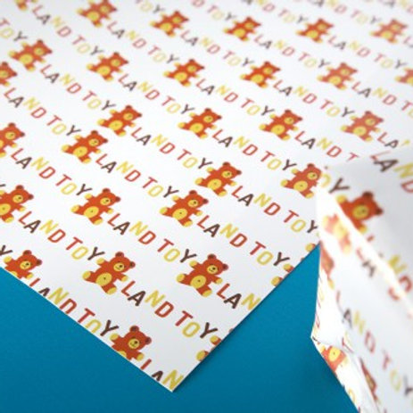 25 Sheets Wrapping Paper*