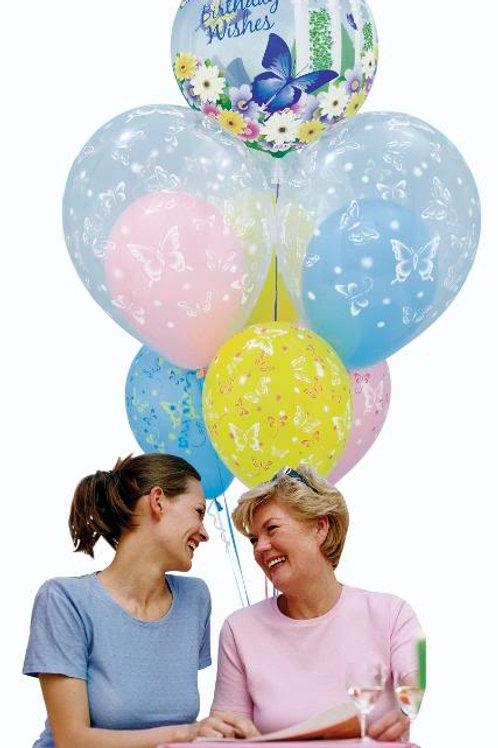 Balloon Bouquet Gift