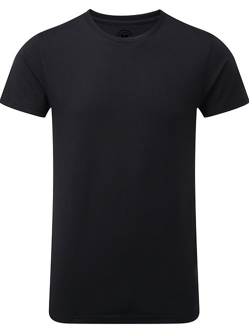 Mens Soft touch personalised tee shirt