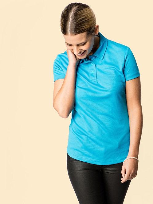 UC126Ladies Ultra Cool Poloshirt