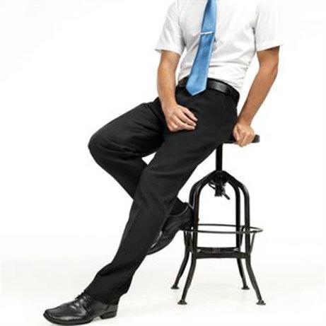 PR520 Men's Polyester trouser (single pleat)