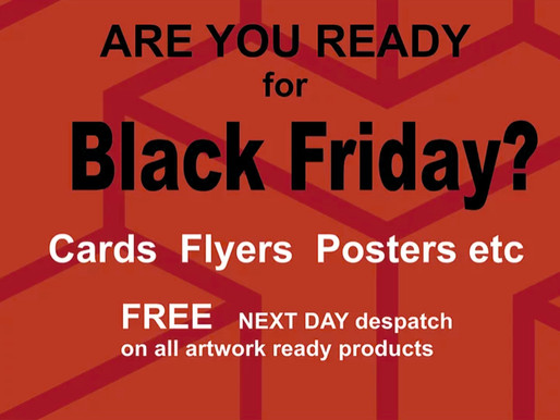 Are You Black Friday Ready?