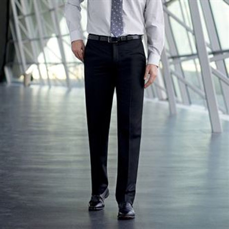 """BR066 Apollo flat front trousers 32"""" - 40"""""""