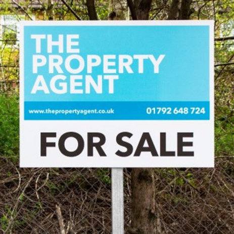Estate Agents Boards* (2)