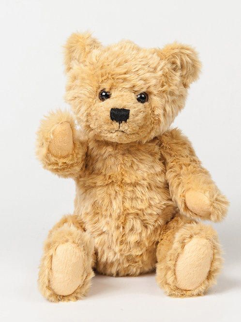 MM016 Traditional Jointed Bear