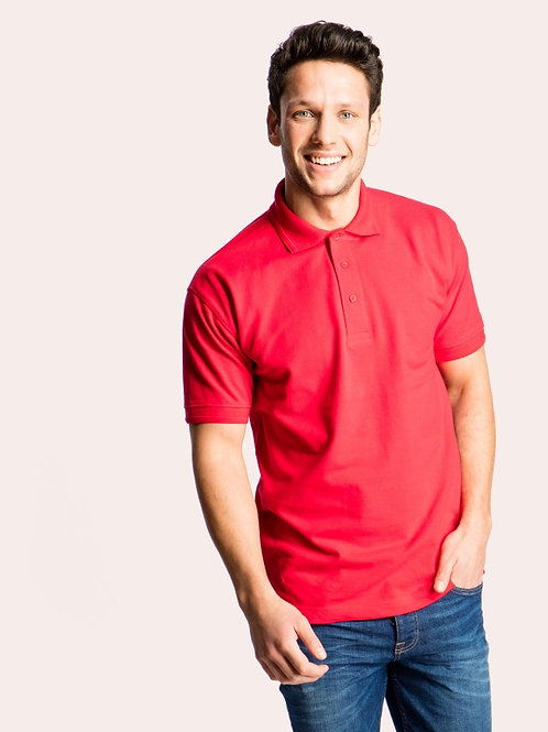 UC104	Ultimate Cotton Poloshirt