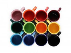 Printing your own ceramic mugs