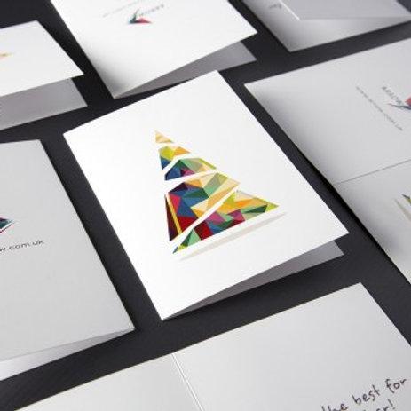 100 Christmas Cards*