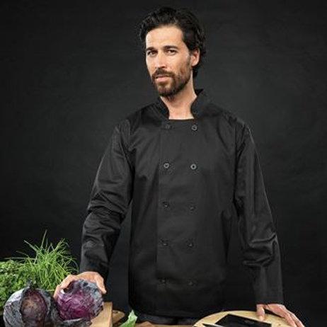 PR657 Long sleeve chef's jacket