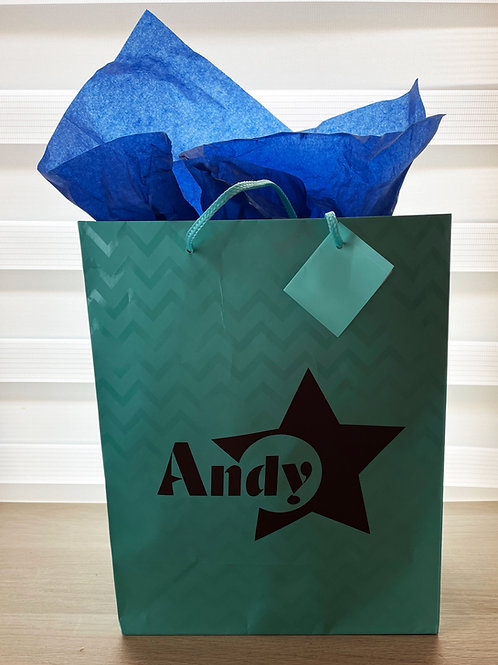 Personalized Gift Bag