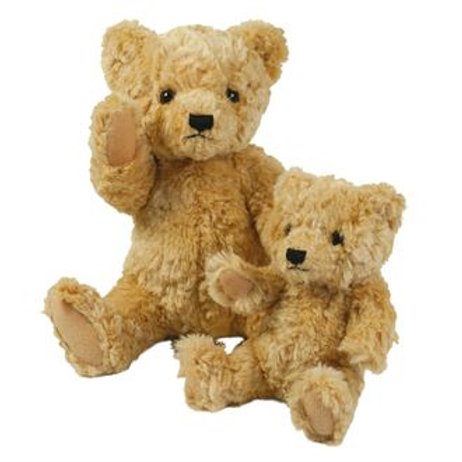 Classic jointed teddy bear by Mumbles (30.5 cm)