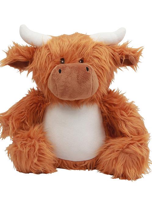 MM565 Zippie Highland Cow