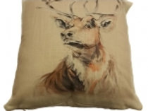 Linen Look Cushion Cover