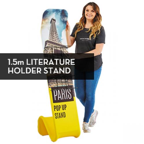 Paris Literature Holder 1.5m