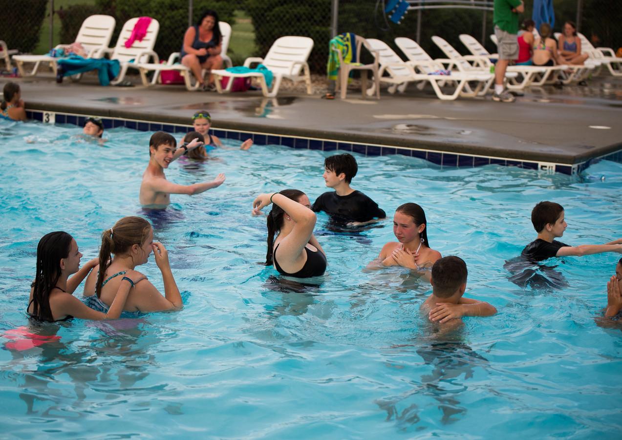 MCA MS Pool Party