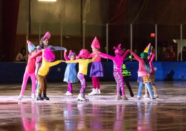 Garner ice show 2