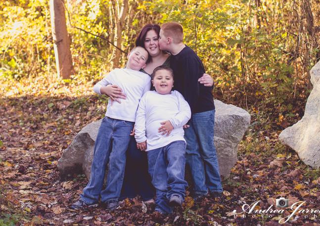 Stegall family 2