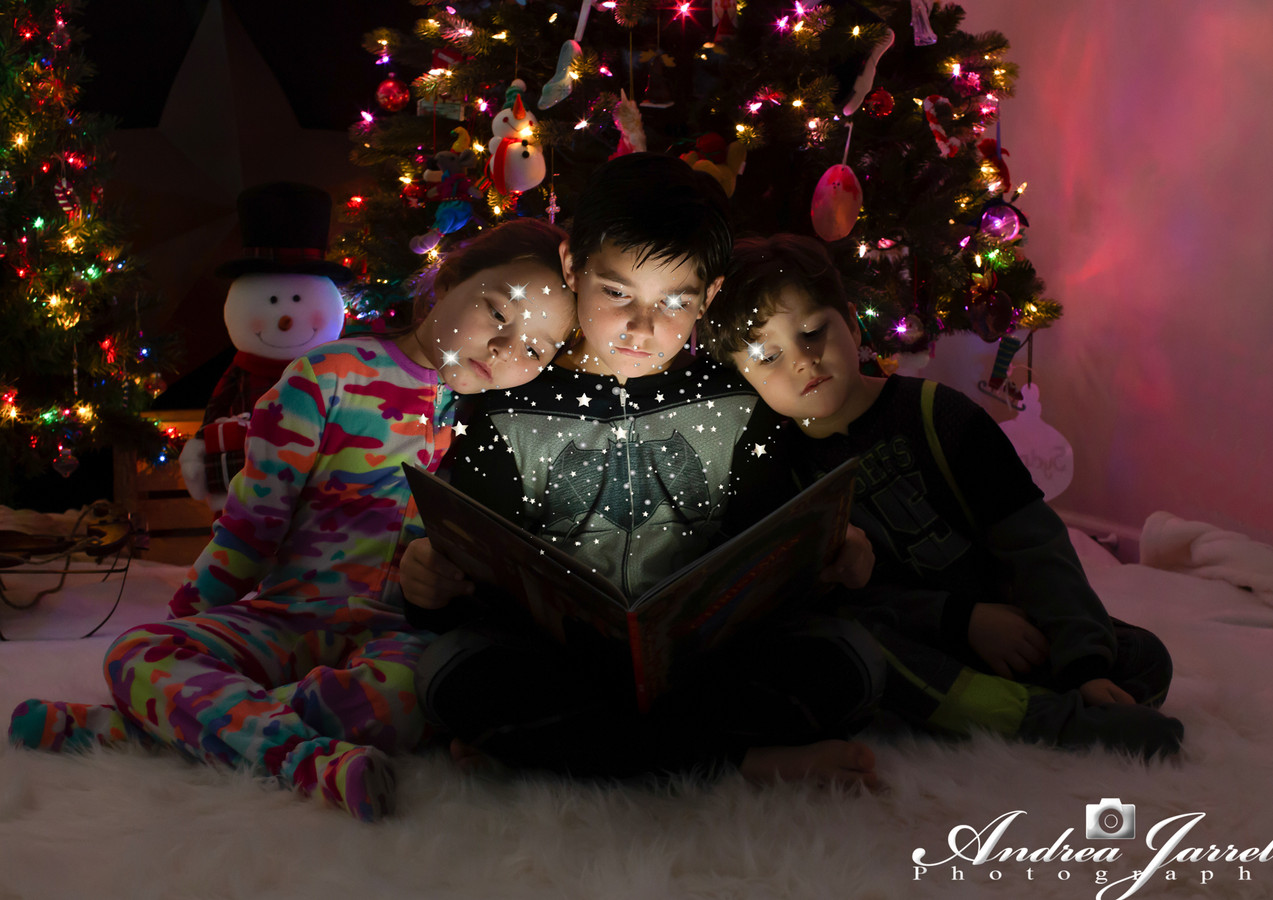 Christmas Magic 1
