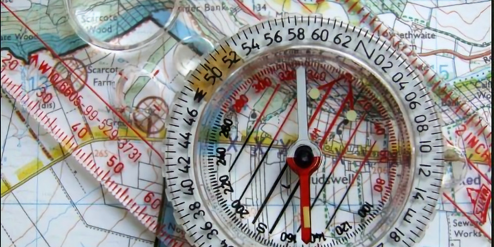 18.  Navigating with map and compass for complete beginners