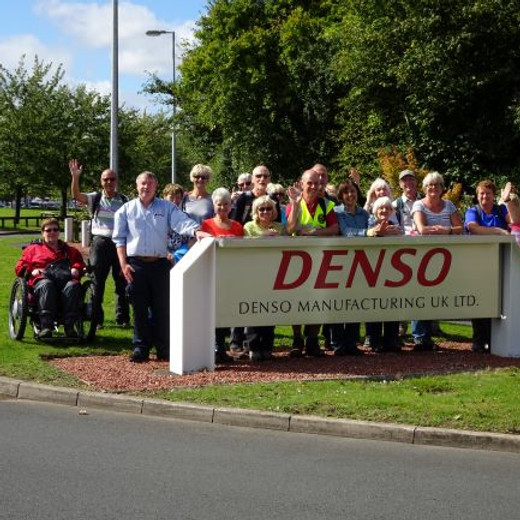 10. The Eco Trail and Garden at Denso